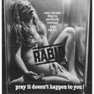 Rabid (1977) - David Cronenberg DVD
