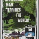 The H-Man (1958) - Ishiro Honda DVD
