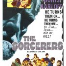 The Sorcerers (1967) - Boris Karloff