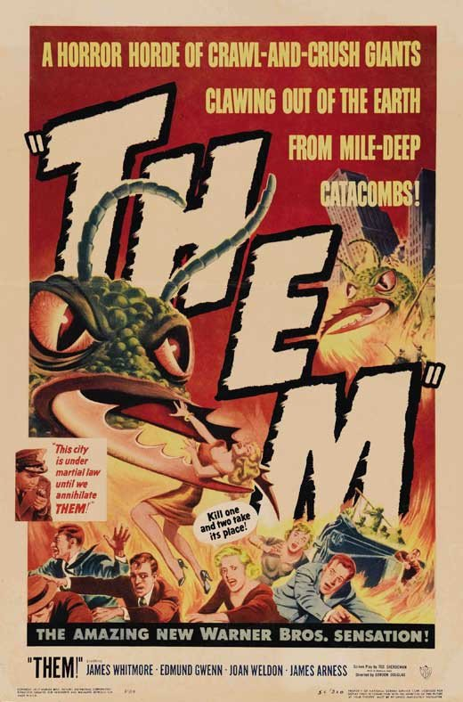 Them ! (1954) - James Whitmore DVD