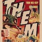 Them ! (1954) - James Whitmore DVD