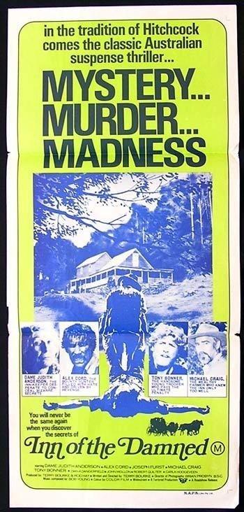 Inn Of The Damned (1975) DVD