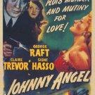 Johnny Angel (1945) - George Raft DVD