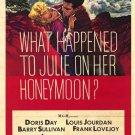 Julie (1956) - Doris Day DVD