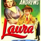 Laura (1944) - Dana Andrews DVD