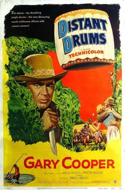 Distant Drums (1951) - Gary Cooper DVD