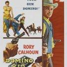Domino Kid (1957) - Rory Calhoun DVD