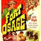 Fort Osage (1952) - Rod Cameron DVD