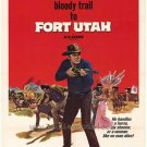 Fort Utah (1967) - John Ireland DVD