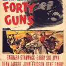 Forty Guns (1957) - Barbara Stanwyck DVD