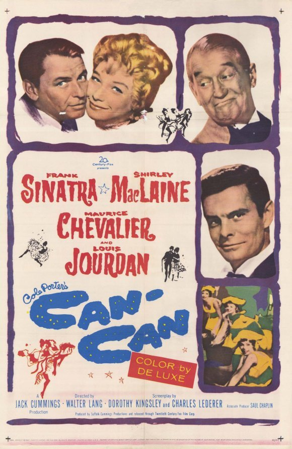 Can-Can (1960) - Frank Sinatra DVD