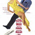 Sex And The Single Girl (1964) - Henry Fonda DVD