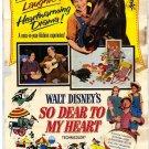 So Dear To My Heart (1949) - Burl Ives DVD