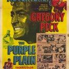 The Purple Plain (1954) - Gregory Peck DVD