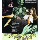 The Creeping Flesh (1972) - Christopher Lee DVD