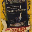 The Fall Of The House Of Usher (1960) - Vincent Price DVD
