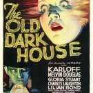 The Old Dark House (1932) - Boris Karloff DVD
