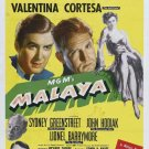 Malaya (1949) - James Stewart DVD