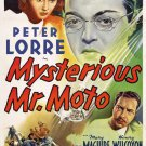 Mr. Moto : The Complete Collection - Peter Lorre (8 DVDs)
