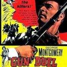 Gun Duel In Durango (1957) - George Montgomery DVD