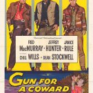 Gun For A Coward (1957) - Fred MacMurray DVD
