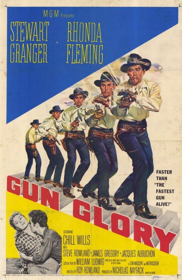 Gun Glory (1957) - Stewart Granger DVD
