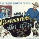Gunfighters (1947) - Randolph Scott DVD