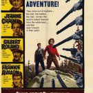 Guns Of The Timberland (1960) - Alan Ladd DVD