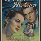 To Each His Own (1946) DVD
