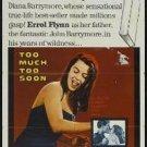 Too Much, Too Soon (1958) - Errol Flynn DVD