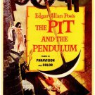 The Pit And The Pendulum (1961) - Vincent Price DVD