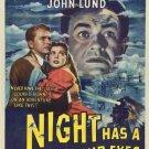 Night Has A Thousand Eyes (1948) - Edward G. Robinson DVD
