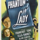 Phantom Lady (1944) - Ella Raines DVD