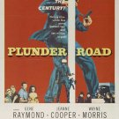 Plunder Road (1957) - Gene Raymond DVD