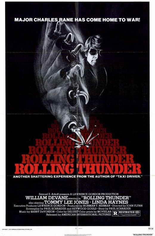 Rolling Thunder (1977) - William Devane DVD