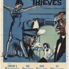 Seven Thieves (1960) - Edward G. Robinson DVD
