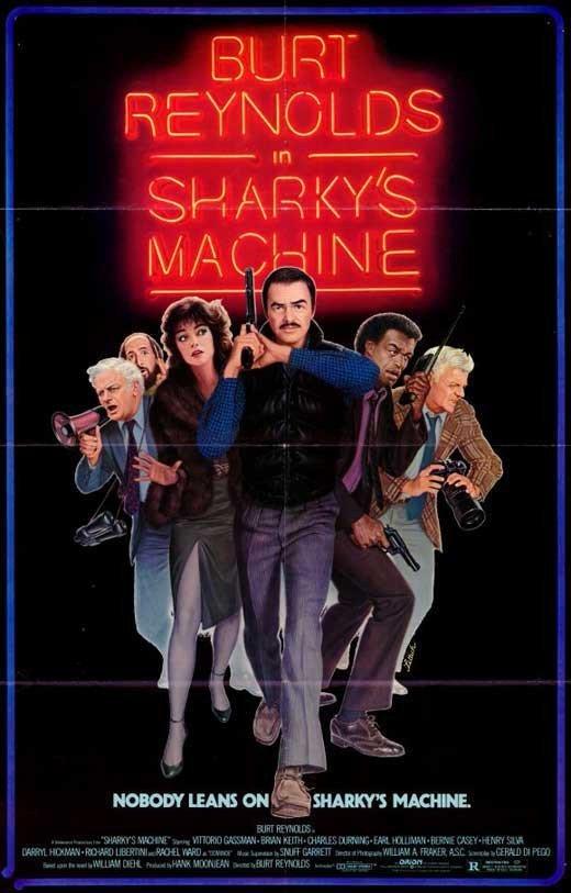 Sharky´s Machine (1981) - Burt Reynolds DVD