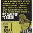 Ten Little Indians (1965) - Shirley Eaton DVD