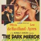 The Dark Mirror (1946) - Olivia De Havilland DVD