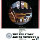 The FBI Story (1959) - James Stewart DVD