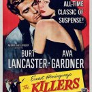 The Killers (1946) - Burt Lancaster DVD