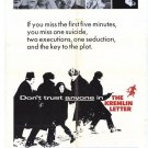 The Kremlin Letter (1970) - Richard Boone DVD