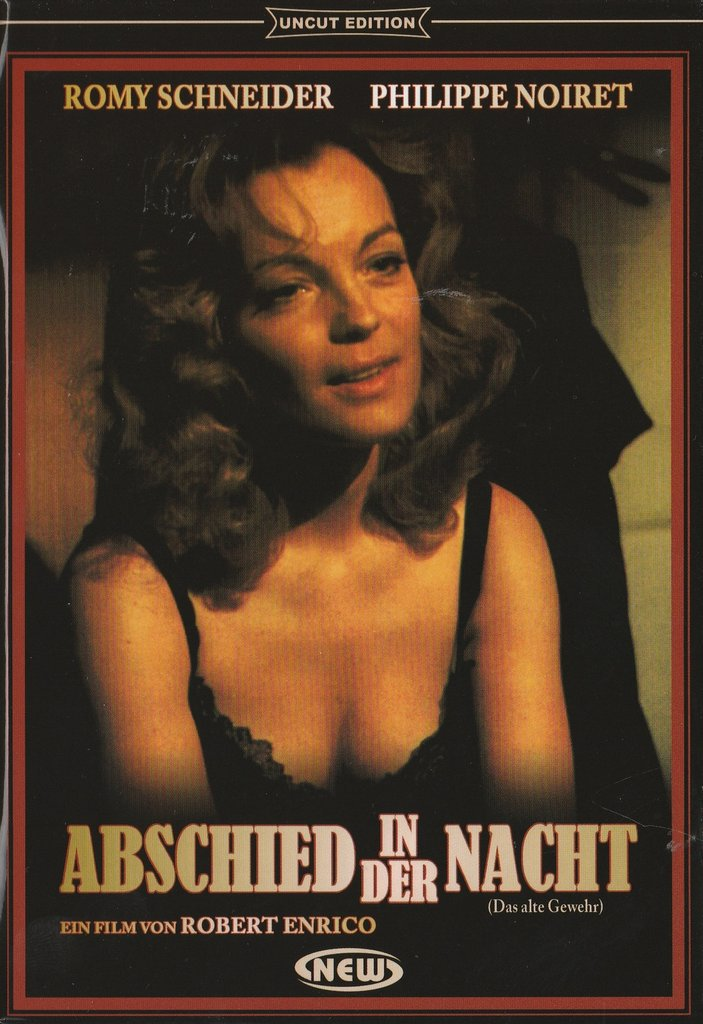The Old Gun (1975) - Romy Schneider UNCUT DVD