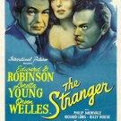 The Stranger (1946) - Orson Welles DVD