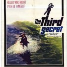 The Third Secret (1964) - Richard Attenborough DVD