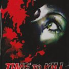 Time To Kill, Darling AKA My Dear Killer (1972) - George Hilton UNCUT DVD