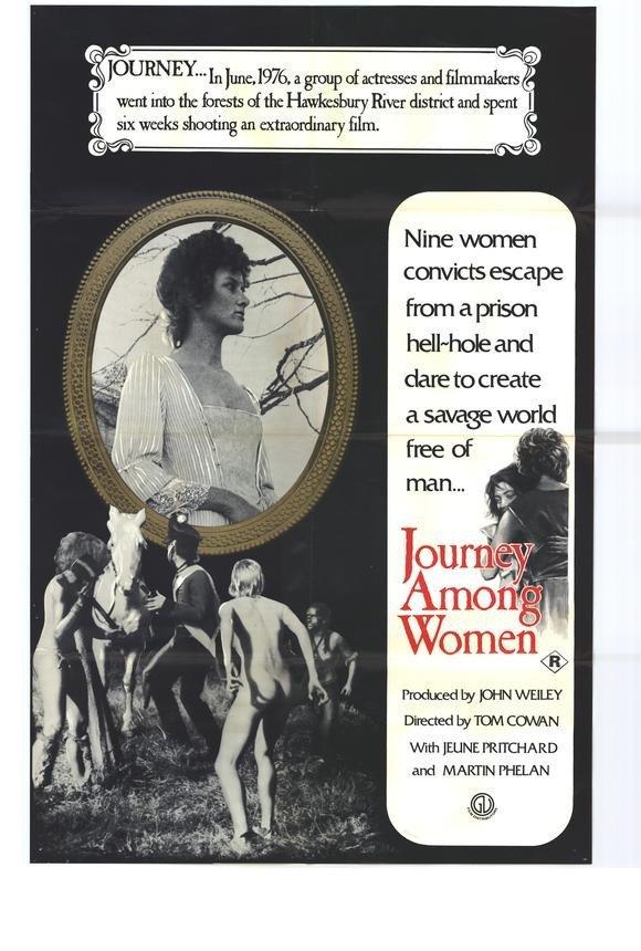 Wild Queens AKA Journey Among Women (1977) DVD