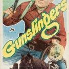 Gunslingers (1950) - Whip Wilson DVD
