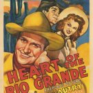Heart Of The Rio Grande (1942) - Gene Autry DVD