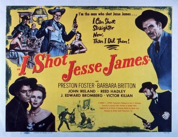 I Shot Jesse James (1949) - Preston Foster DVD
